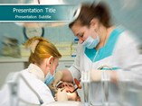 Cheap Dentist  PowerPoint Template