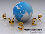 Global Economic Templates For Powerpoint