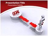Achieve Goal PowerPoint Template