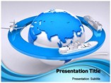 Transport Themed Templates For Powerpoint