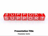 Supporters Templates For Powerpoint