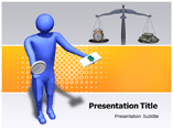 Time Is Money Friend powerpoint template