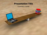 Distance Learning PowerPoint Background