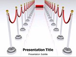 Red Carpet Templates For Powerpoint