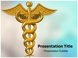 Caduceus Coil Templates For Powerpoint
