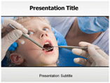 Dental Hygienist powerpoint template
