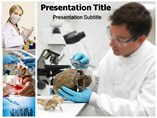 Forensic Science Templates For Powerpoint