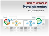 Business Process Reengineering PowerPoint Background