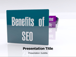 Benefits Of SEO powerpoint template