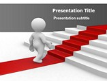 Go to Success PowerPoint Backgrounds