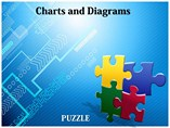 Puzzle Piece Template PowerPoint