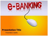 E-Banking Powerpoint Templates