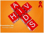 Animated HIV Infection  PowerPoint Template