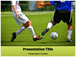 Football Games  PowerPoint Template