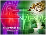 Heart Medicine Templates For Powerpoint