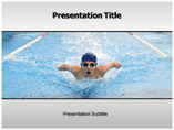 Swimming Powerpoint Templates