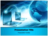 Web world Powerpoint Templates