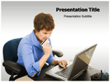 Internet Banking Powerpoint Templates
