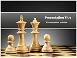 Chess Strategies Templates For Powerpoint