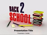 Back To School Animated Templates For Powerpoint