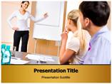 Academic Presentation Powerpoint Templates