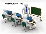 Online Class Room Templates For Powerpoint
