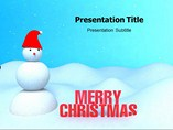 Merry xmas ppt Templates For Powerpoint