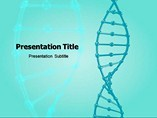 Medical DNA Templates For Powerpoint