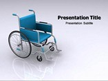 Wheelchair Templates For Powerpoint