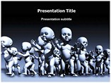 Human Cloning Templates For Powerpoint
