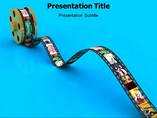 Film Reel Templates For Powerpoint