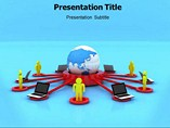 Communication Concept Templates For Powerpoint