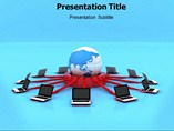 It World powerpoint template