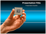 Microprocessor Architecture  PowerPoint Template