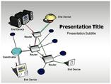 Zigbee powerpoint template