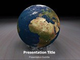 Animated Earth Templates For Powerpoint