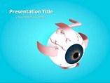 Eye Anatomy Powerpoint Template