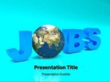 Online Jobs Site Templates For Powerpoint
