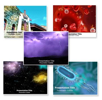 Medical Template Bundles Powerpoint Template
