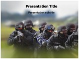 Commando Training - PPT Templates