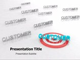 Target The Customer Templates For Powerpoint