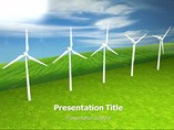 windmill powerpoint template