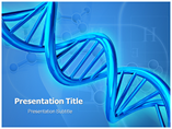 DNA Fingerprinting PowerPoint Template