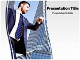 Be in a Hurry Powerpoint Template