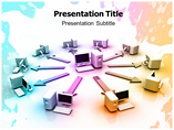 Computer Networking Templates For Powerpoint