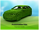Eco Car Picture Templates For Powerpoint