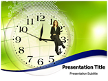 In Time PowerPoint Template