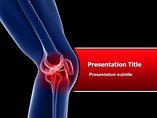 Knee Pain Templates For Powerpoint