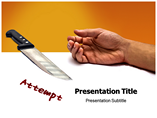 Suicide Templates For Powerpoint