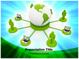 B2B Marketing PowerPoint Template